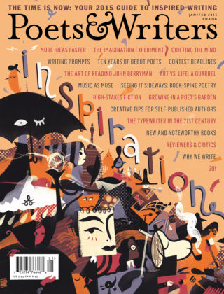 Poets & Writers Jan / Feb 2015