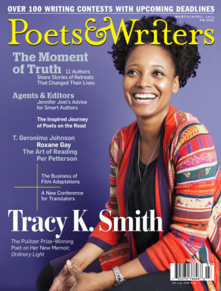 Poets & Writers March / April 2015