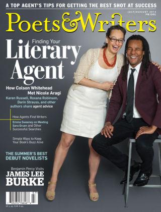 Poets & Writers August 2014