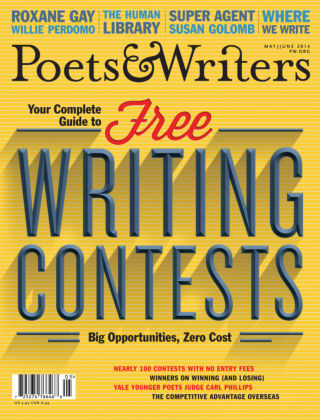 Poets & Writers June 2014