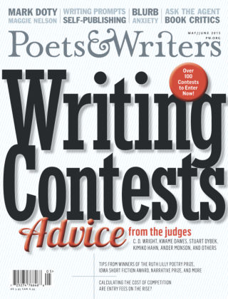 Poets & Writers June 2015