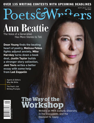 Poets & Writers Sep / Oct 2015