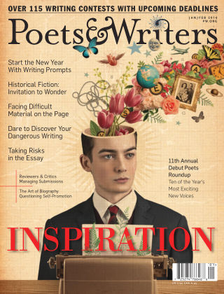 Poets & Writers Jan-Feb 2016