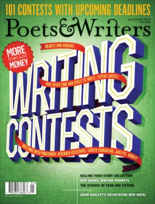 Poets & Writers May-Jun 2016