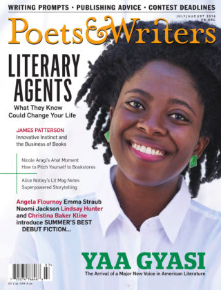 Poets & Writers Jul-Aug 2016