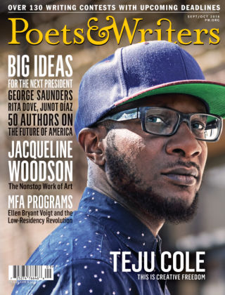 Poets & Writers Sep-Oct 2016