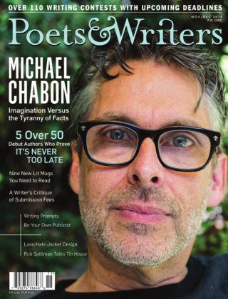 Poets & Writers Nov-Dec 2016