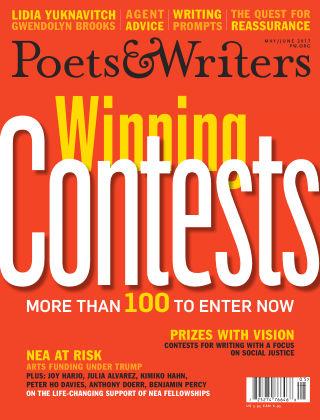 Poets & Writers May-Jun 2017