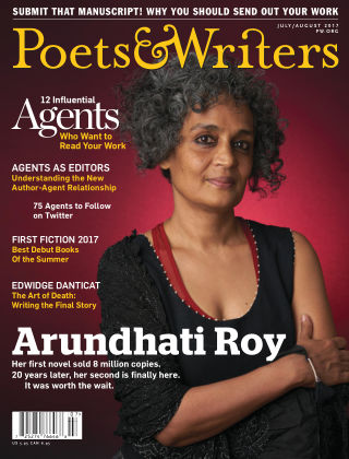 Poets & Writers Jul-Aug 2017