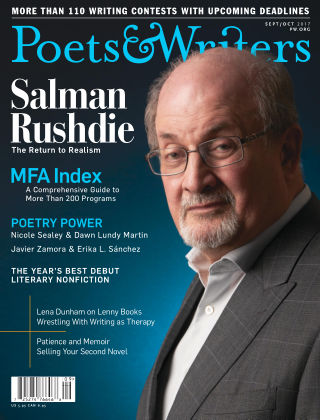Poets & Writers Sep-Oct 2017