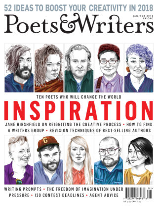 Poets & Writers Jan-Feb 2018