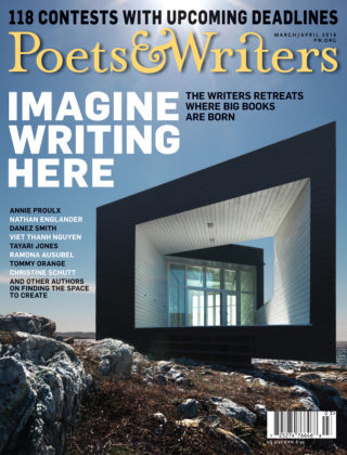 Poets & Writers Mar-Apr 2018