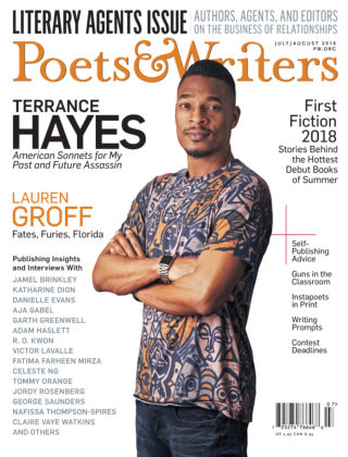Poets & Writers Jul-Aug 2018