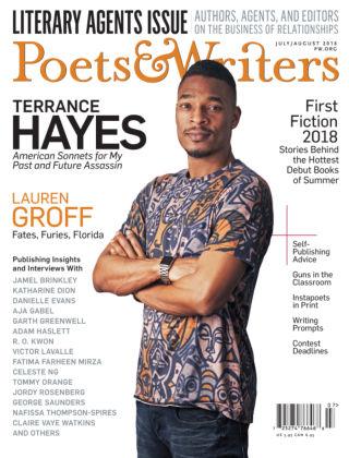 Poets & Writers Jul-Aug 2018