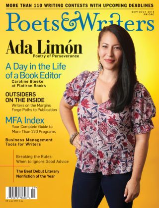 Poets & Writers Sep-Oct 2018