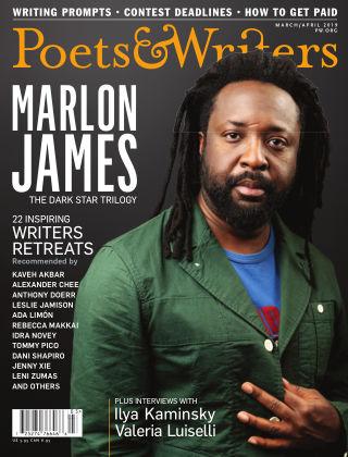 Poets & Writers Mar-Apr 2019