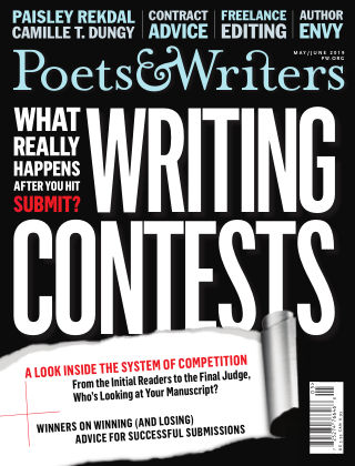 Poets & Writers May-Jun 2019