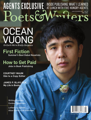 Poets & Writers Jul-Aug 2019