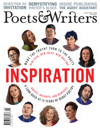 Poets & Writers Jan-Feb 2020