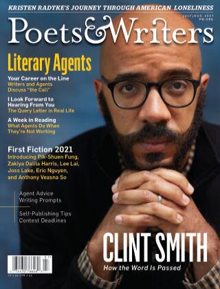 Poets & Writers July/August 2021