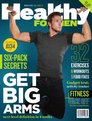 Healthy For Men Mar-Apr 2015