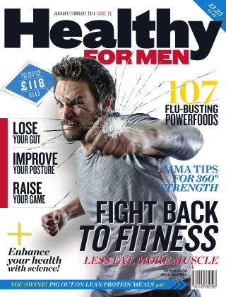 Healthy For Men Jan-Feb 2014