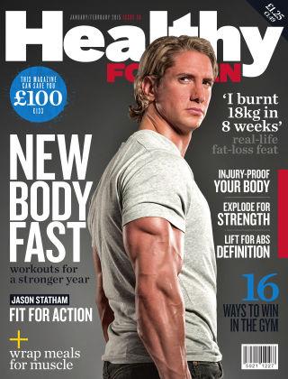 Healthy For Men Jan-Feb 2015