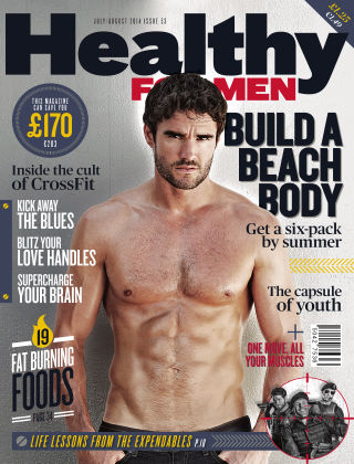 Healthy For Men Jul-Aug 2014