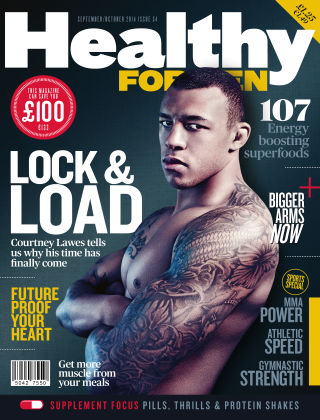 Healthy For Men Sep-Oct 2014