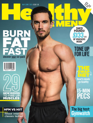 Healthy For Men May - June 2015