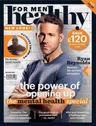 Healthy For Men July-Aug 2019