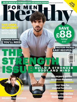 Healthy For Men July-Aug 2020