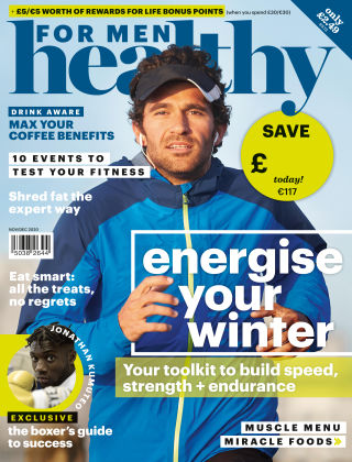 Healthy For Men Nov:Dec 2020