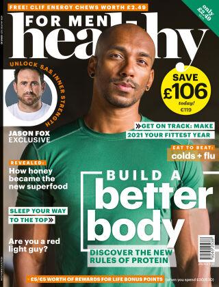 Healthy For Men Jan:Feb 2021
