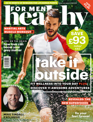 Healthy For Men May-June