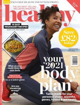 healthy February 2021