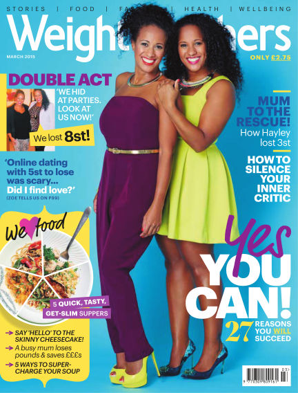 WW Magazine (Weight Watchers reimagined) February 15, 2015 00:00
