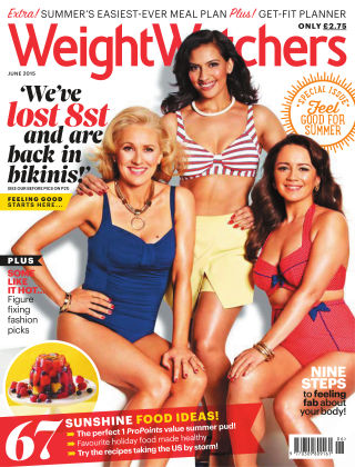 WW Magazine (Weight Watchers reimagined) June 2015