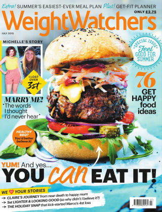 WW Magazine (Weight Watchers reimagined) July 2015
