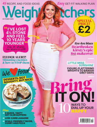 WW Magazine (Weight Watchers reimagined) October 2015