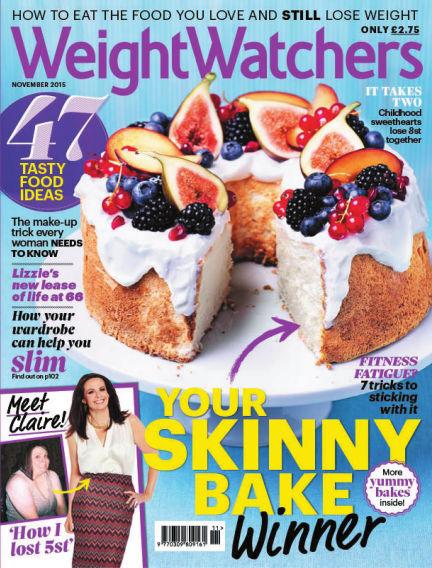 WW Magazine (Weight Watchers reimagined) October 07, 2015 00:00