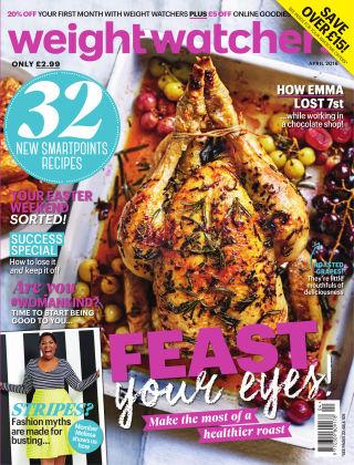 WW Magazine (Weight Watchers reimagined) April 2016