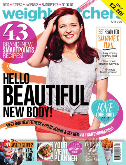 WW Magazine (Weight Watchers reimagined) May 04, 2016 00:00