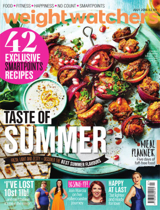 WW Magazine (Weight Watchers reimagined) July 2016