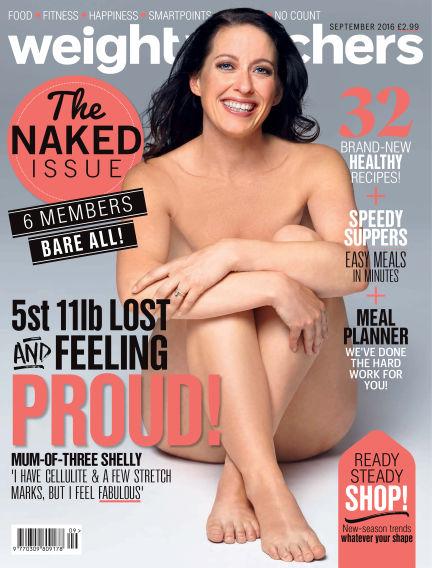 WW Magazine (Weight Watchers reimagined) August 03, 2016 00:00