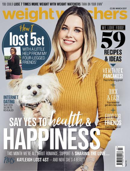 WW Magazine (Weight Watchers reimagined) February 01, 2017 00:00