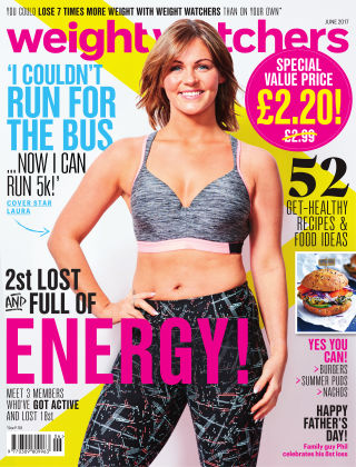 WW Magazine (Weight Watchers reimagined) June 2017