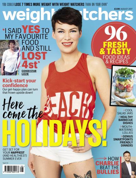 WW Magazine (Weight Watchers reimagined) July 05, 2017 00:00