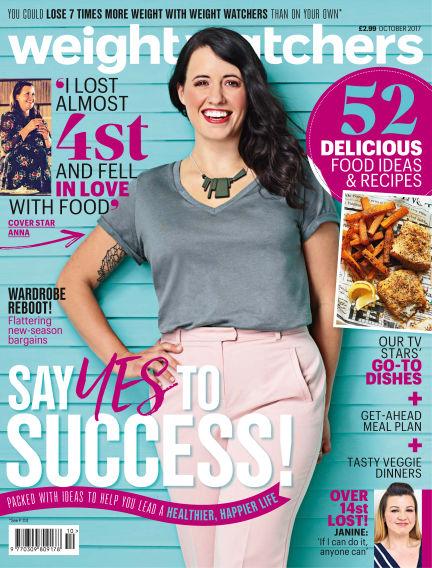 WW Magazine (Weight Watchers reimagined) September 06, 2017 00:00