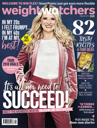 WW Magazine (Weight Watchers reimagined) Feb 2018